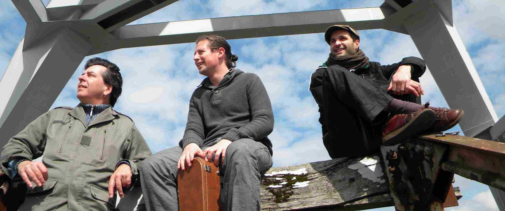 Mathieu Lagraula Trio